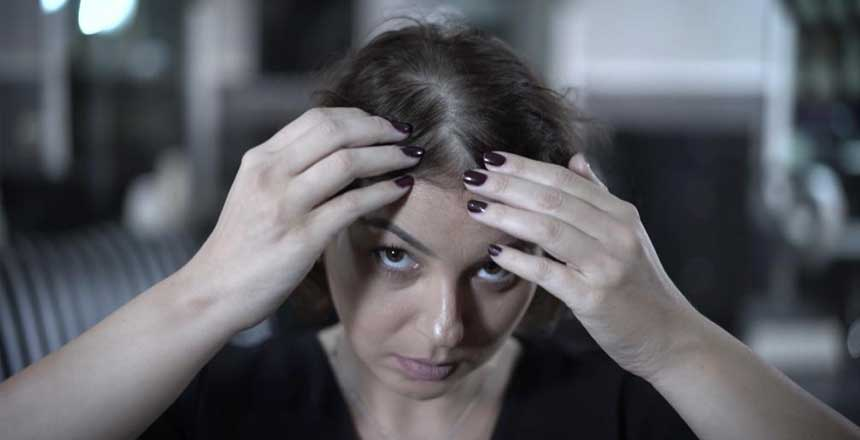 דלילות שיער - פתרון לשיער דליל